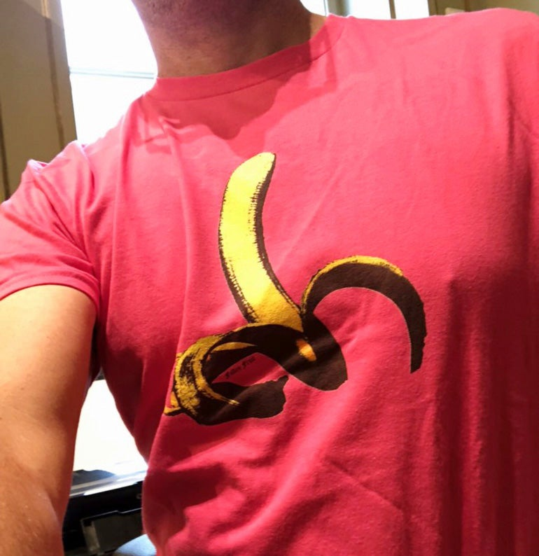Image of Banana T-shirt