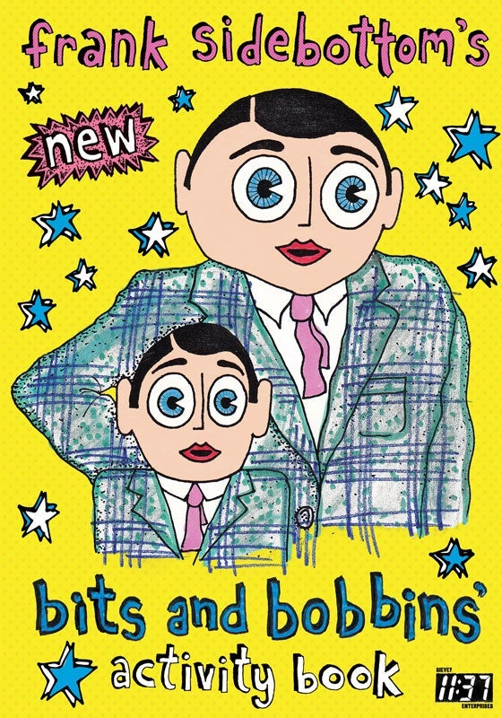 Image of Frank Sidebottom's Bits and Bobbins Activity Book