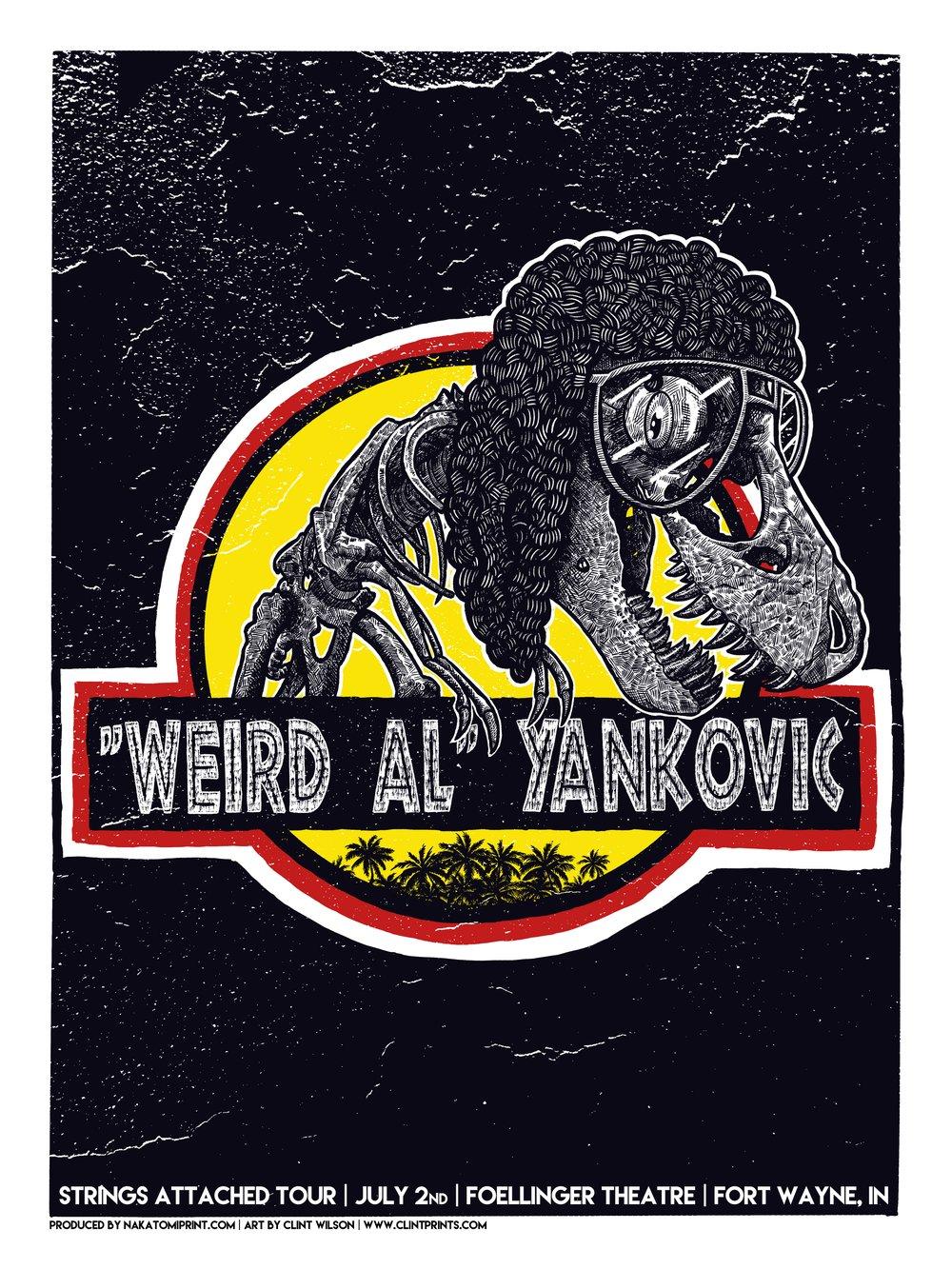 Image of Weird Al Alapalooza