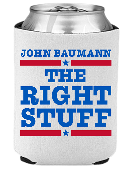Image of Right Stuff Koozie