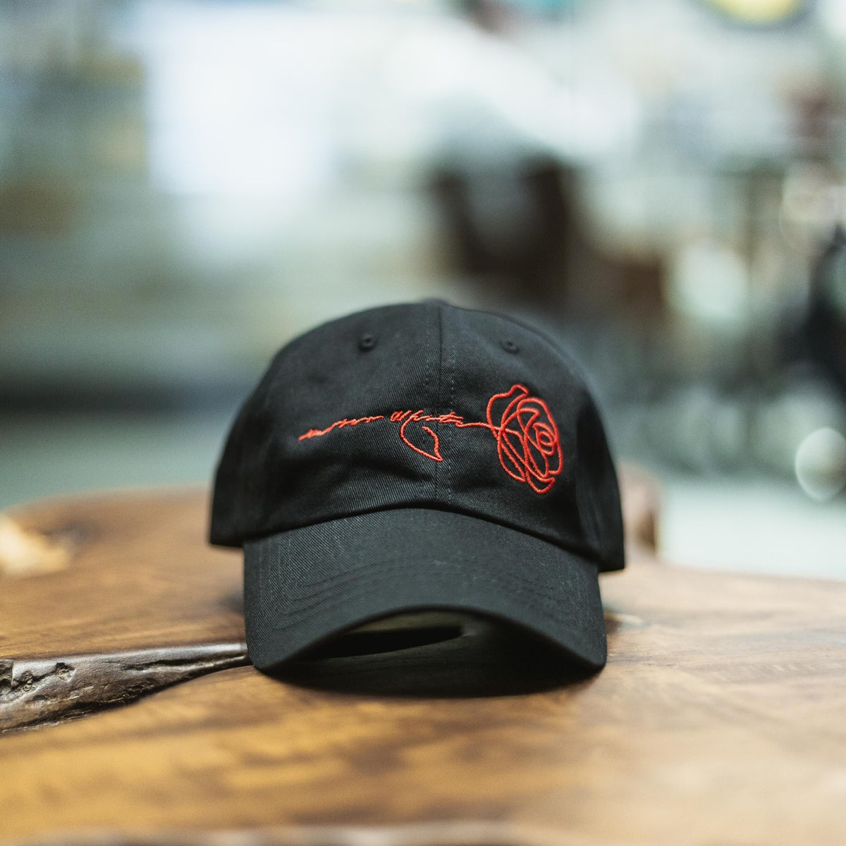 Image of Xavier White Dad Hat