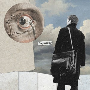 Image of Honest Thieves - Ineptitude 7'' (blue vinyl)