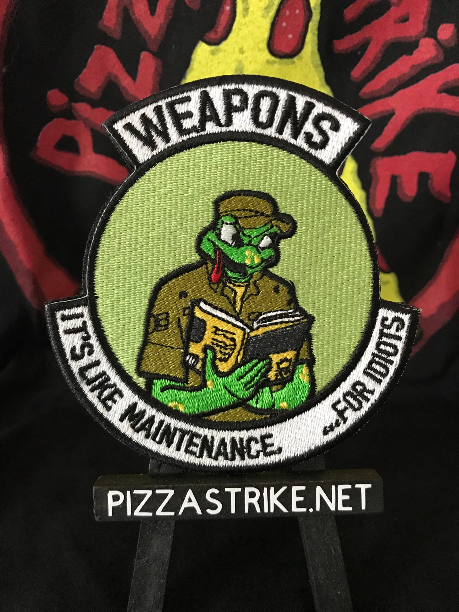 Image of Weapons Patch