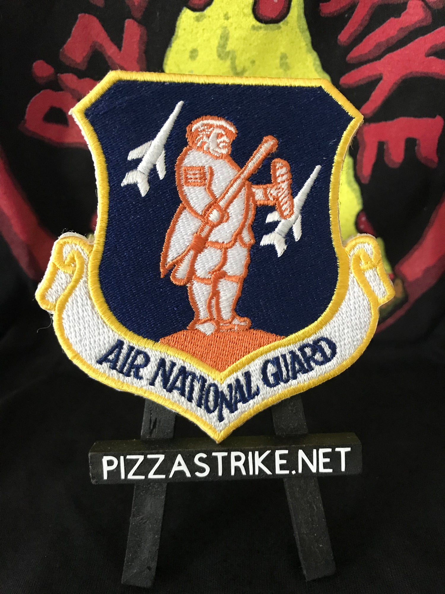 Image of Air National Guard Patch