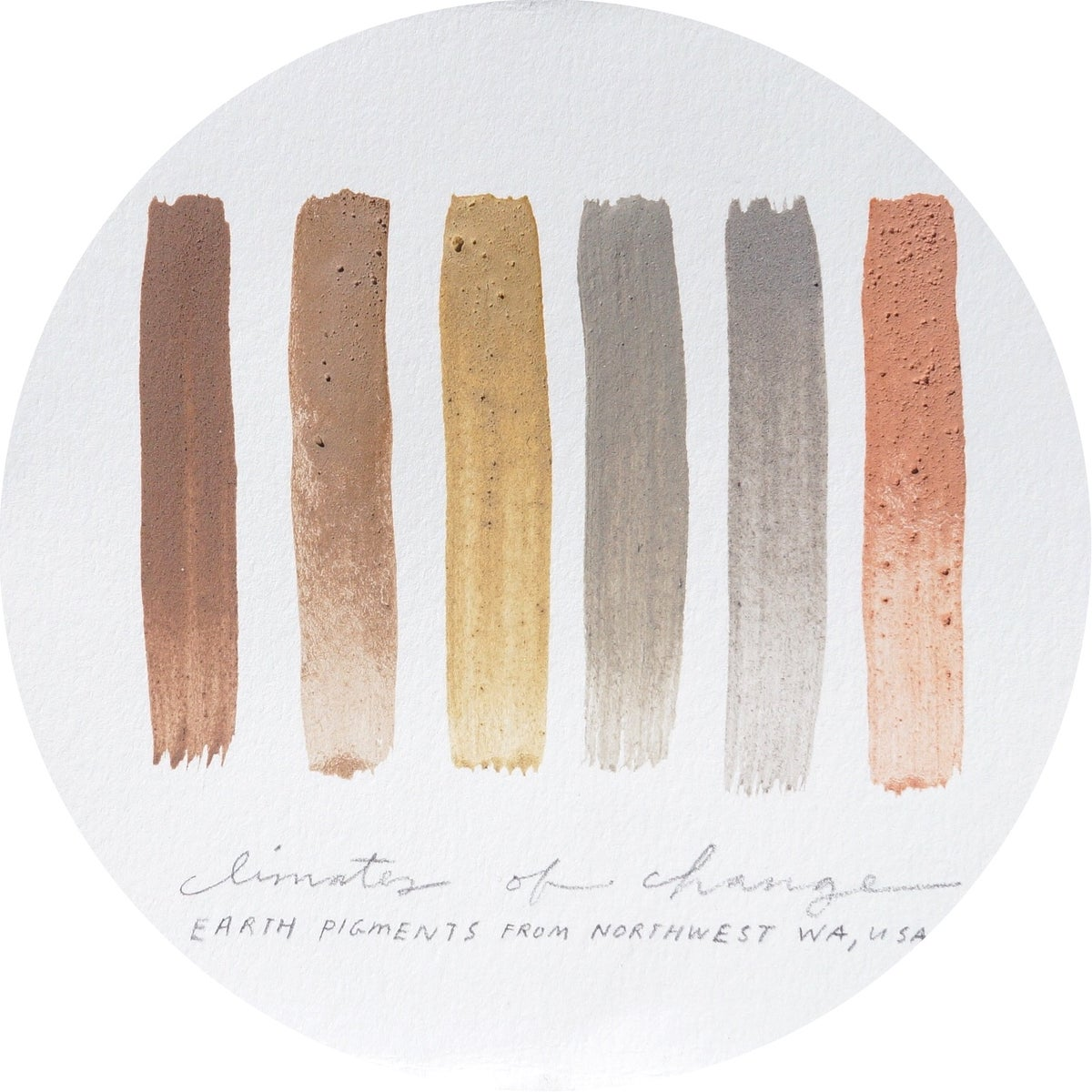 Image of CLIMATES OF CHANGE | Full Pigment Set