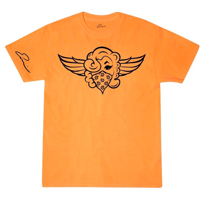 Image of Orange Neon (men order your usual size)
