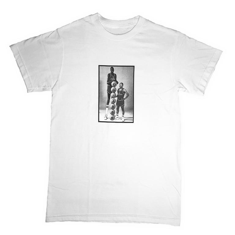 """Image of """"MANUTE BOGUES"""" T-SHIRT *** WHITE"""