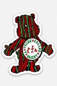 Image of Quest Bear 3-inch sticker