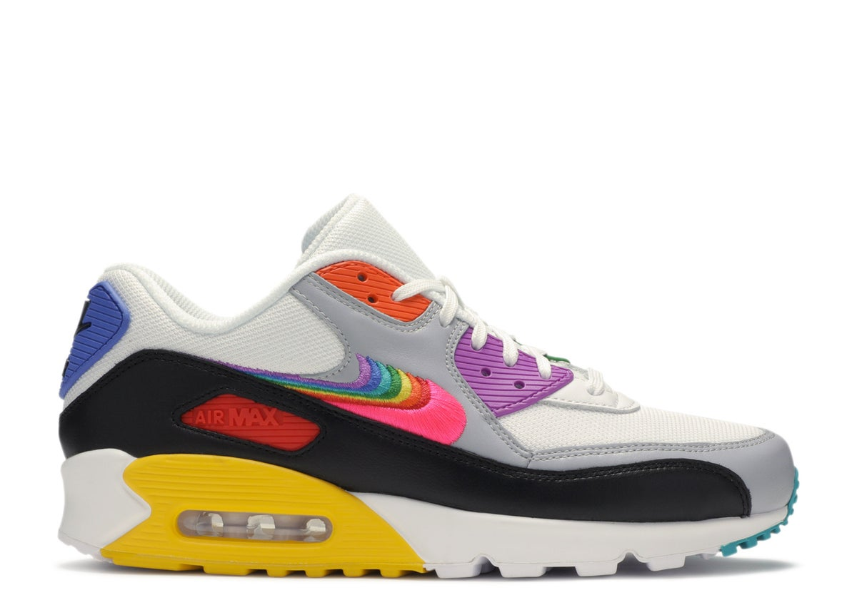 "Image of AIR MAX 90 'BE TRUE' ""BE TRUE"""