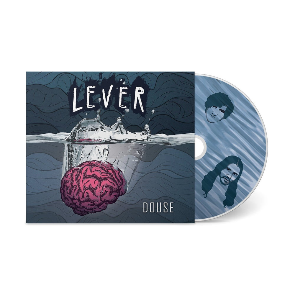 "Image of Lever - ""Douse"" CD"