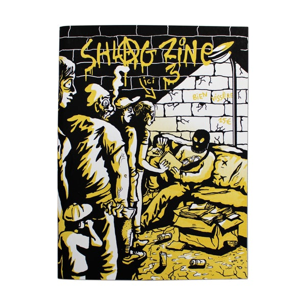 Image of SHLAG ZINE 3