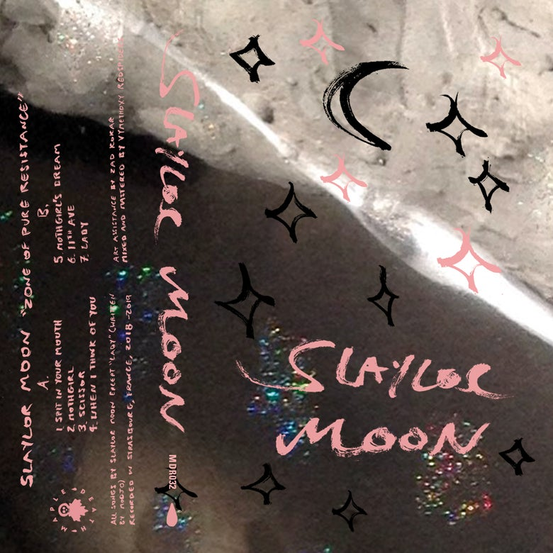Image of SLAYLOR MOON – ZONE OF PURE RESISTANCE (MDR032)
