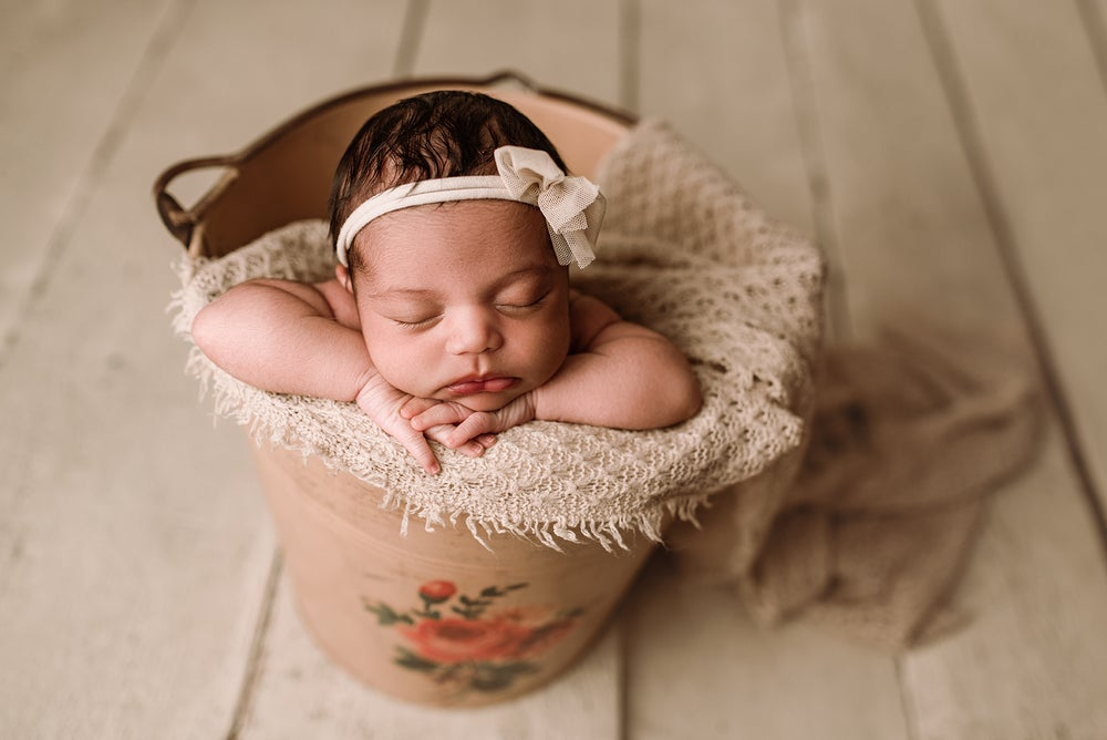 Image of Newborn Photoshoot