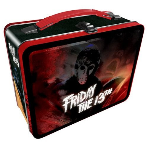 Image of Friday the 13th Gen 2 Fun Box Tin Lunch Box