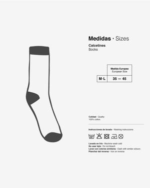 Image of HK · Socks — White