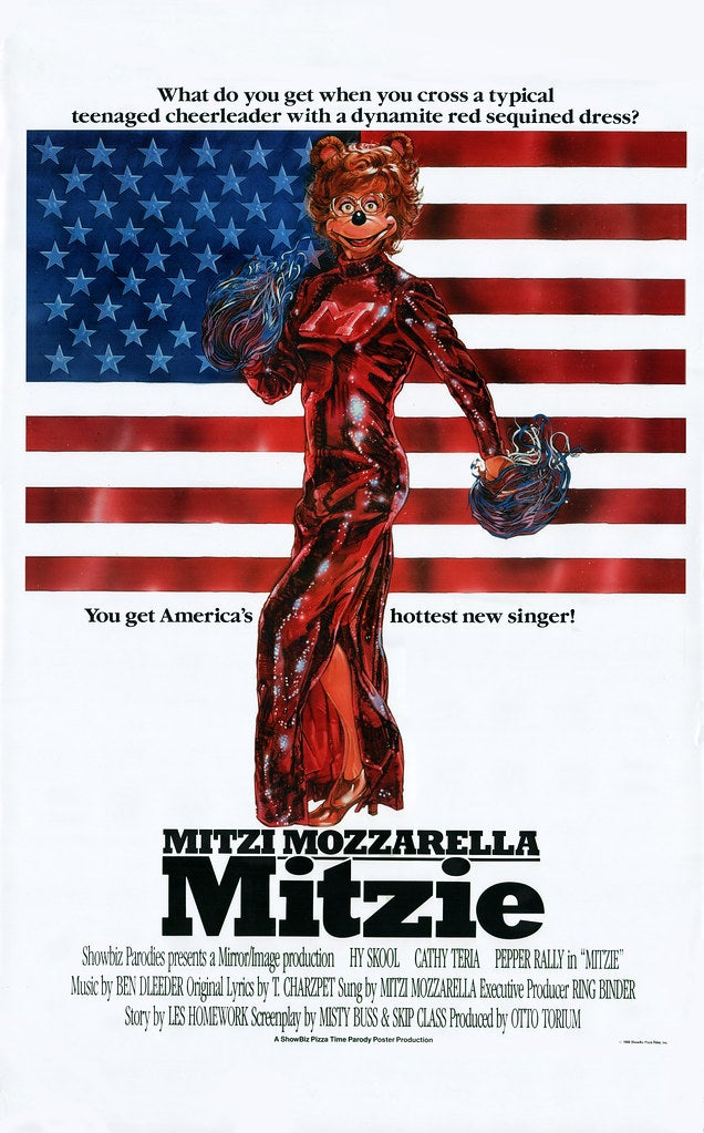 Image of Mitzie movie poster