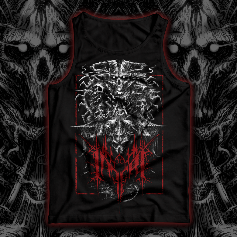 Image of INFERI - The Dawn - Tank Top