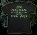 Image of INFERI - Pestilence T-Shirt | Green