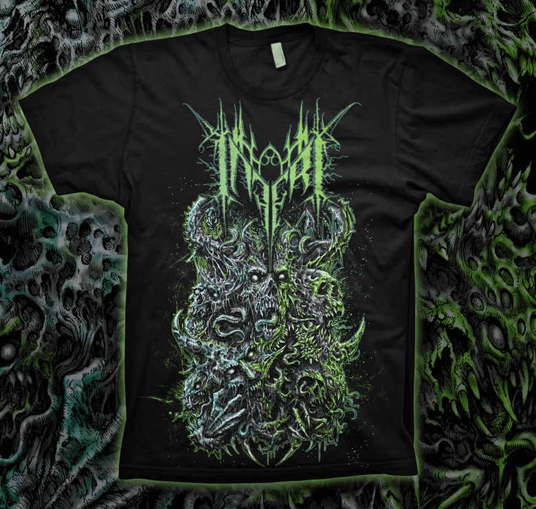 Image of INFERI - Pestilence - Tee