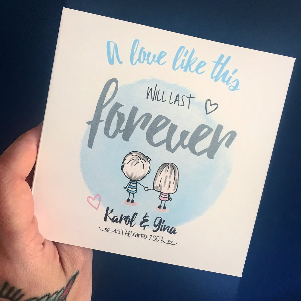 Image of Couples Card
