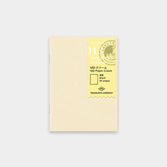 Image of TRAVELER'S COMPANY Passport Cream Refill 013