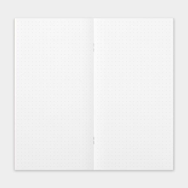 Image of TRAVELER'S COMPANY Regular Dot Grid Refill 026