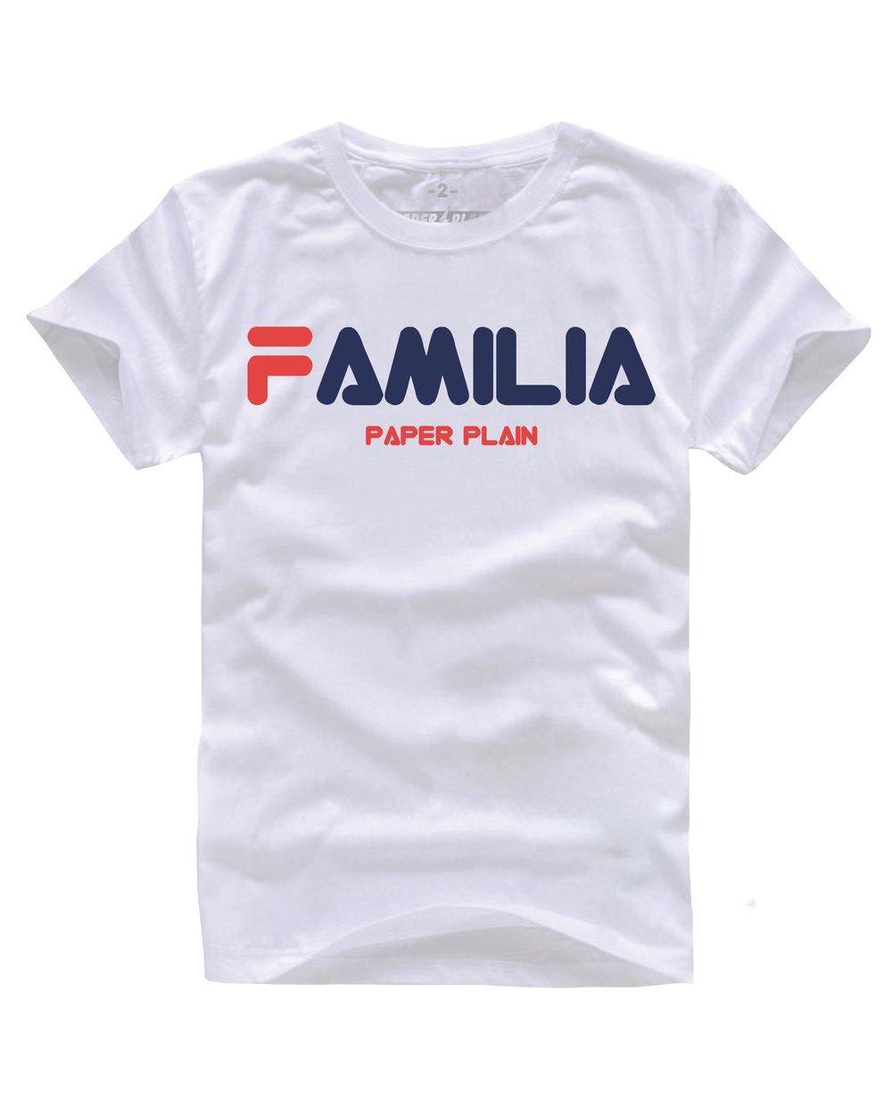 FAMILIA TEE WHITE