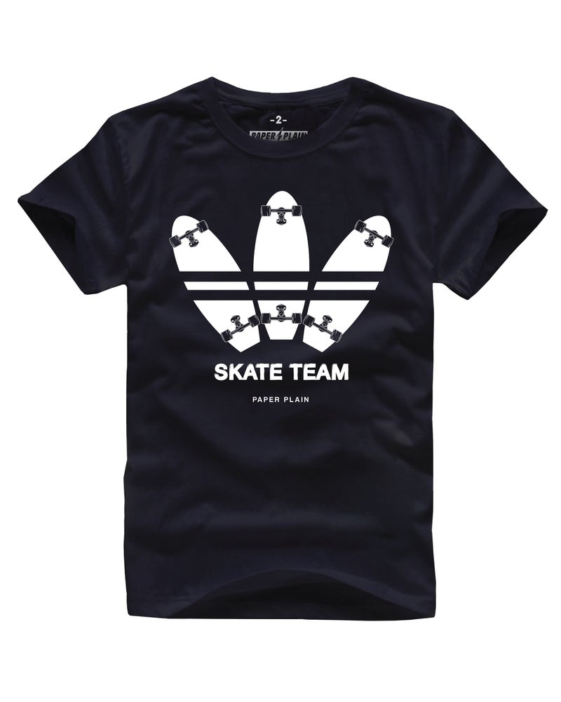 Image of SKATE TEAM BLACK