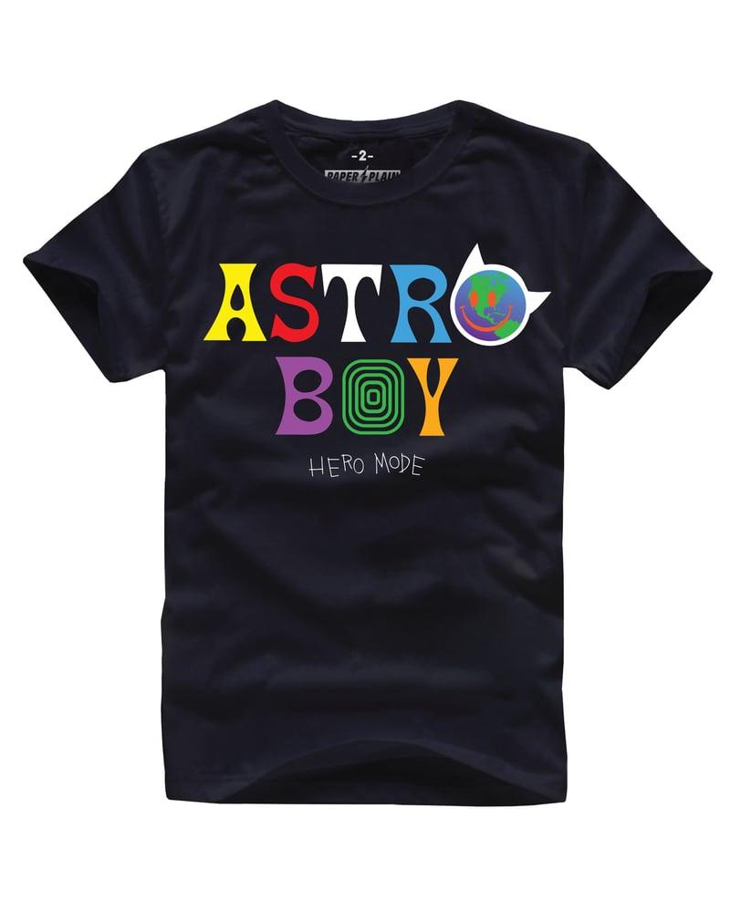 Image of ASTRO BLACK