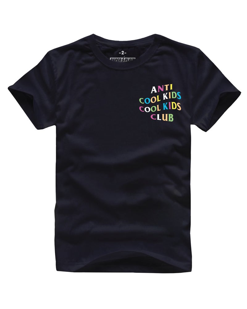 Image of ANTI COOL KIDS MULTI BLACK