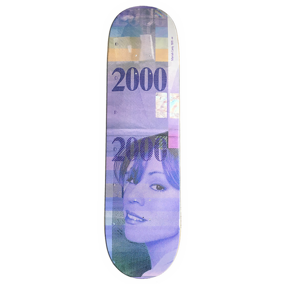 "Image of ""MARIAH 2000"" BOARD"