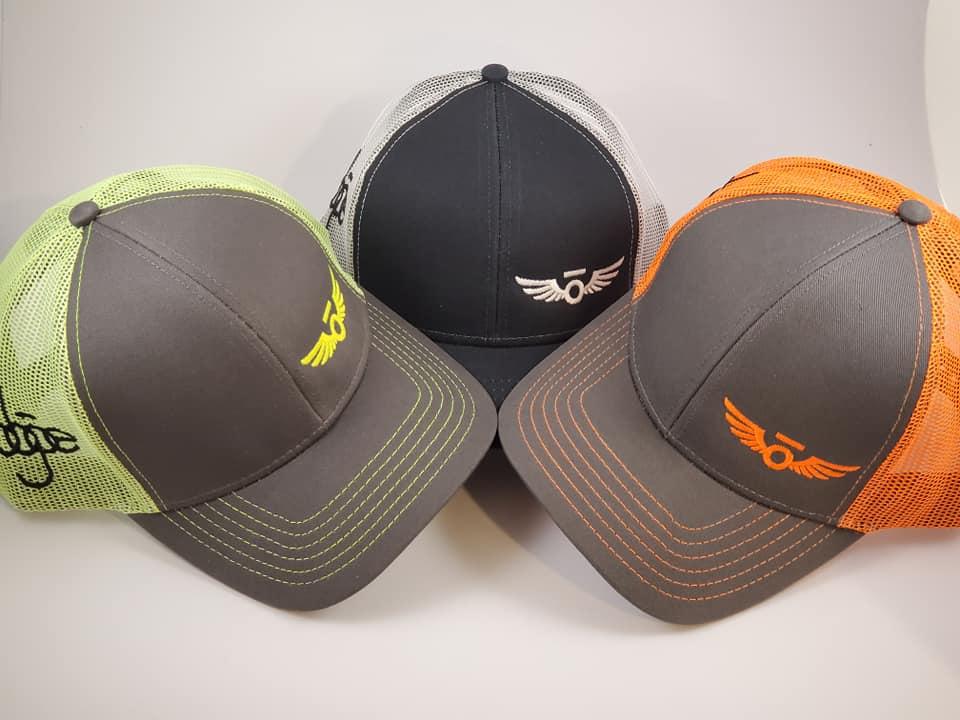 Image of GI-THROW & O-Wing Hats