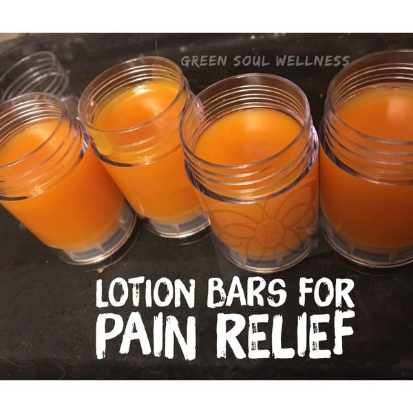 Image of Sore Muscle Lotion bars