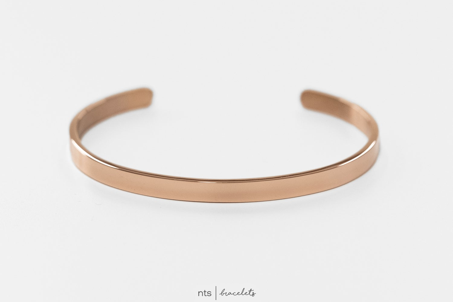 Image of #NTS: LESS IS MORE (Rose Gold)
