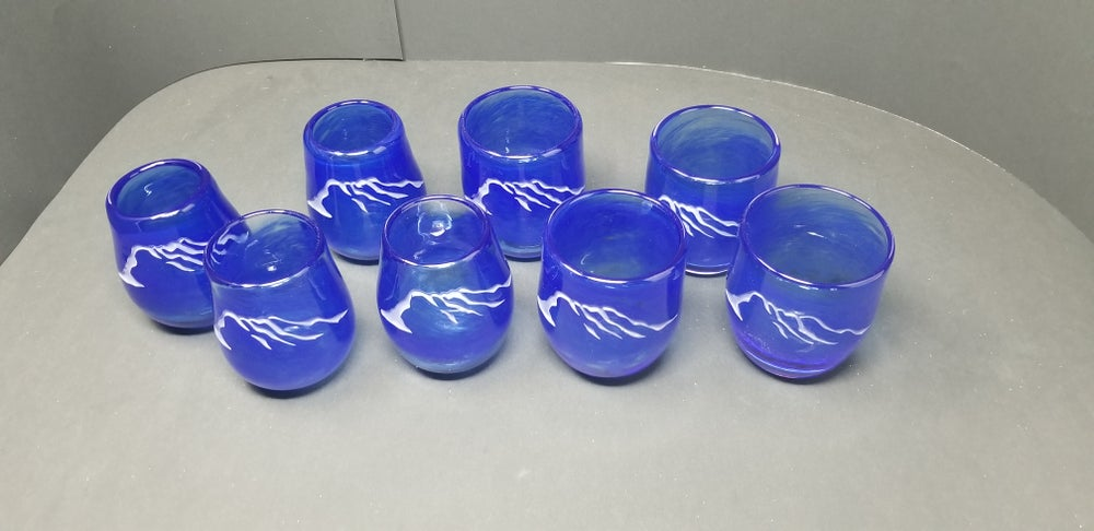 Image of Mountain set of 8