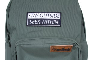 Image of SOSW backpack