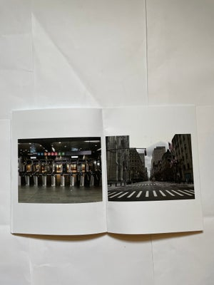 Image of Silence of Pandemic Exhibition Catalog