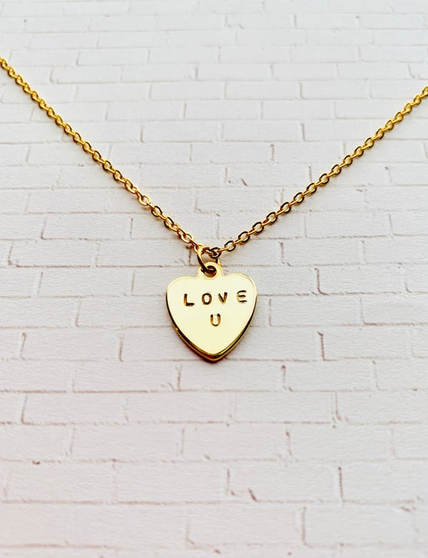 Image of Heart Choker