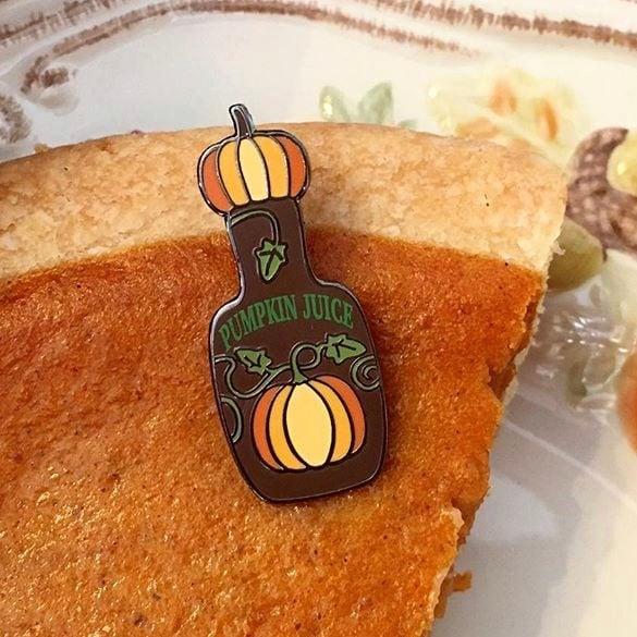 Image of Pumpkin Juice Pin