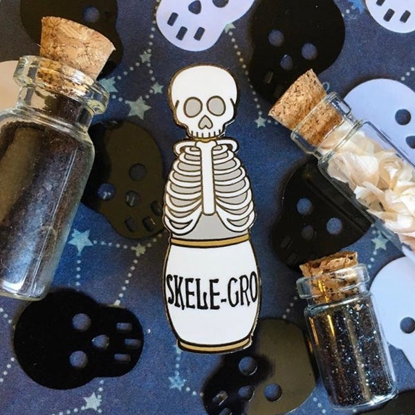 Image of Skele Gro Pin