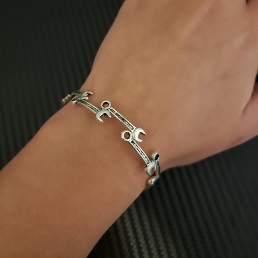 Image of Mini Wrench Bracelet