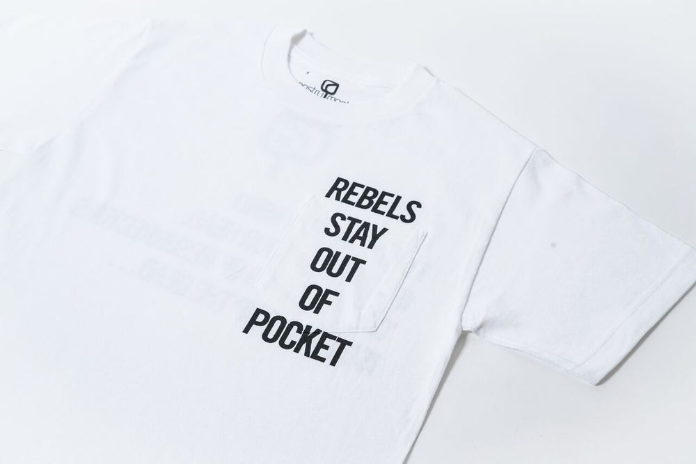 Image of (The) REBELS STAY OUT OF POCKET