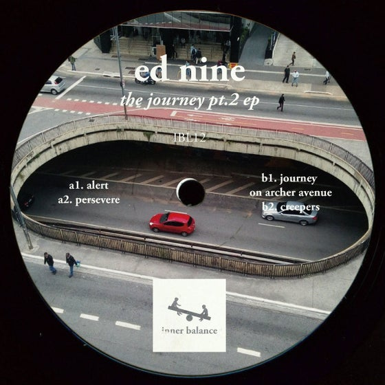 Image of Ed Nine - The Journey Pt​.​2 EP [IBL12]