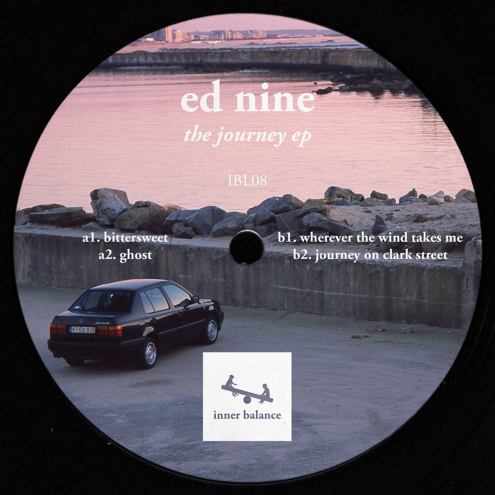 Image of Ed Nine - The Journey EP [IBL08]