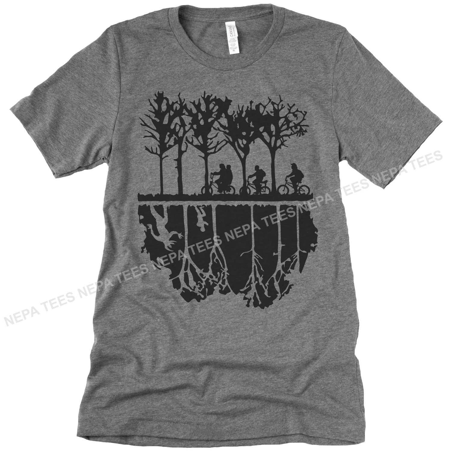 Image of The Upside Down T-shirt