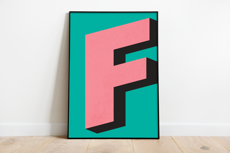 Image of Stand out Letter