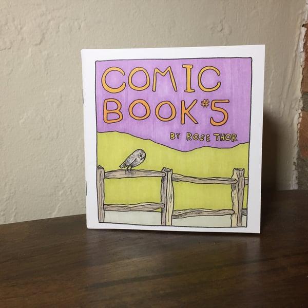Image of Comic Book Vol 5