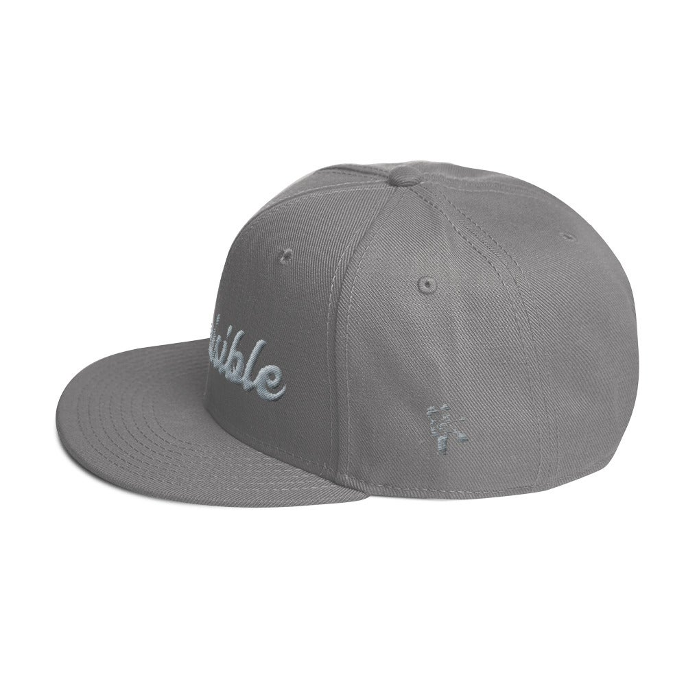 Image of INVISIBLE SNAPBACK