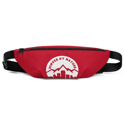 Image of DBN Fanny Pack - RED