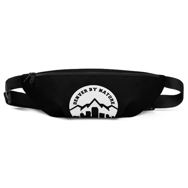 Image of DBN Fanny Pack - BLACK